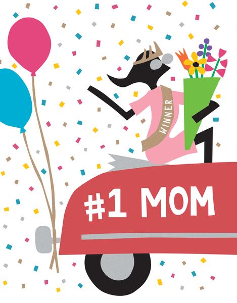 Mom Parade