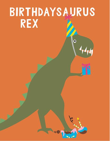 Birthday Rex