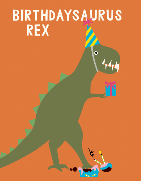 Birthday Rex