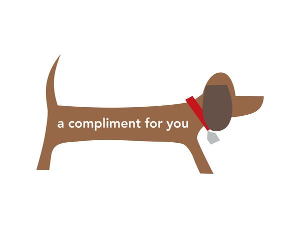 Doggie Compliment
