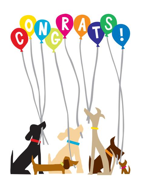 Doggie Congratulations