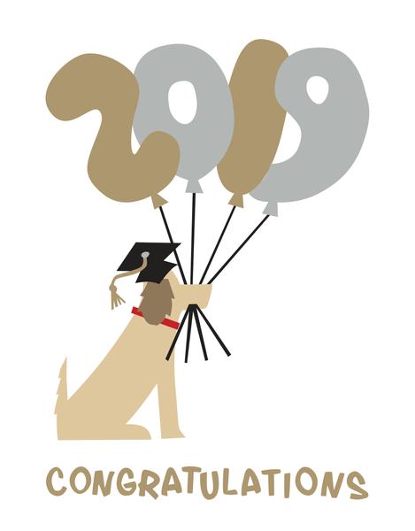 Doggie Grad 2019