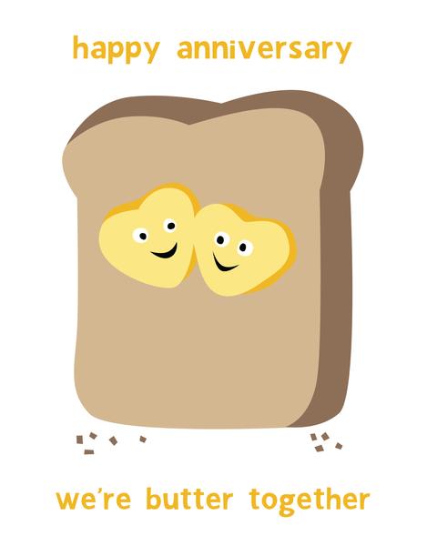 Butter Anniversary