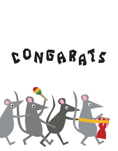 Congarats