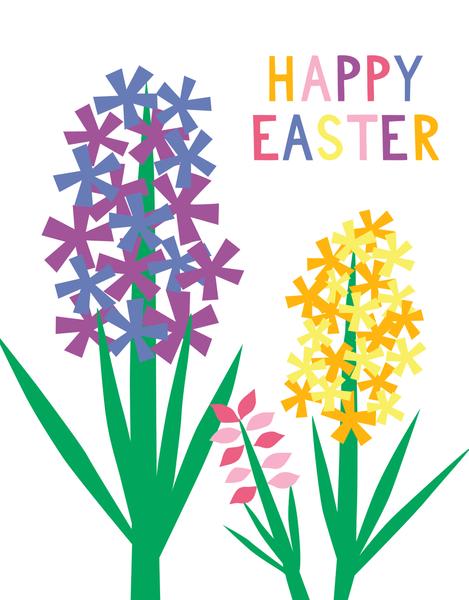 Easter Hyacinths