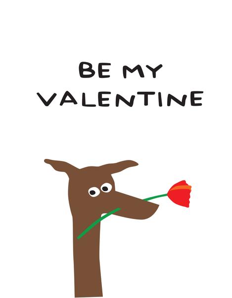 Woof Ruff Valentine