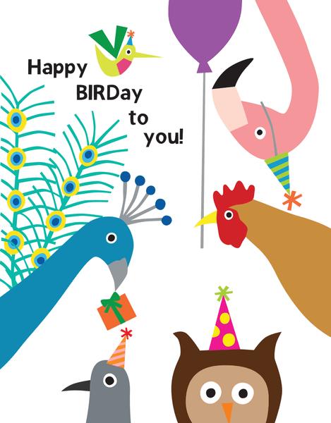 Happy Bird Day