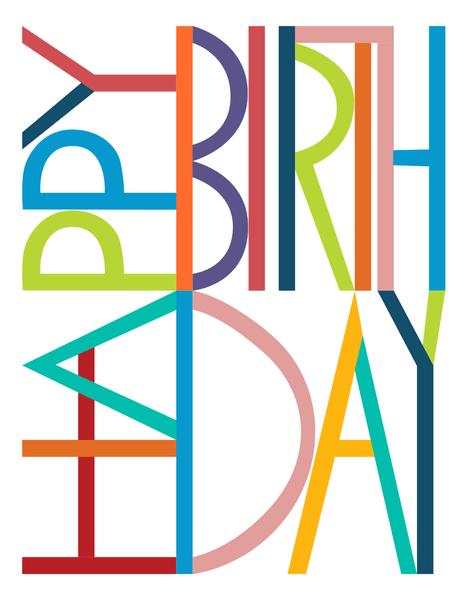 Happy Birthday Stack