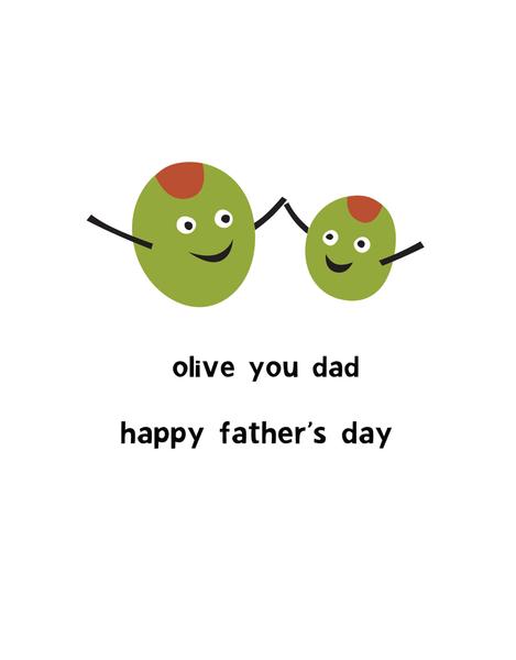 Olive Dad