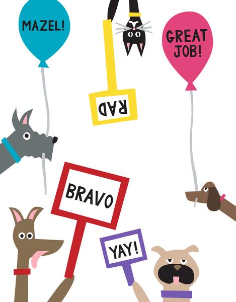 Pet Congrats