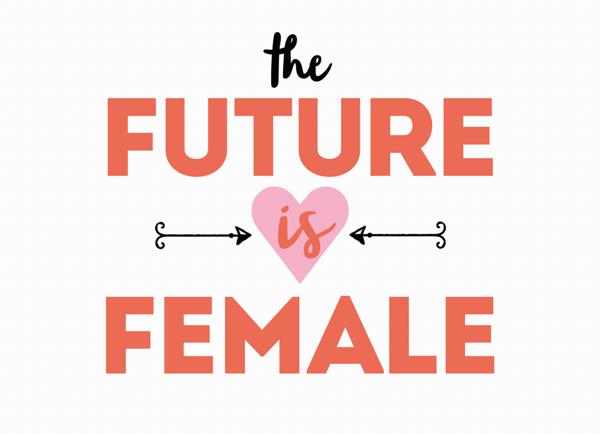 future-is-female-card