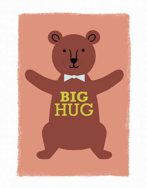 Big Bear Hug