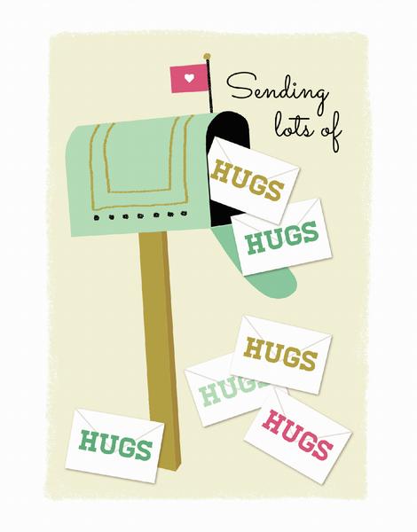 Mailbox Hugs