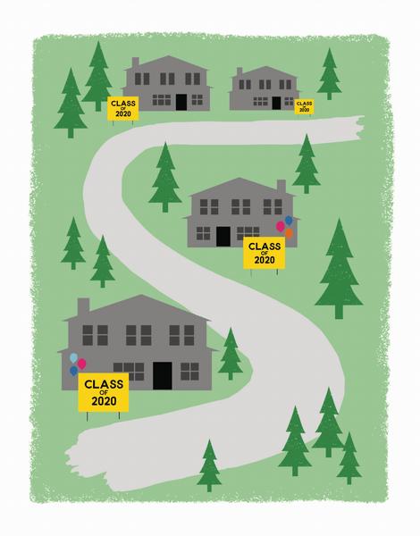 Grad Lawn Signs