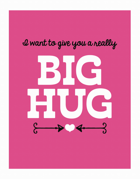 Really Big Hug