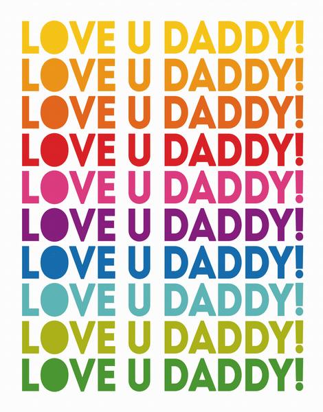 Love U Daddy