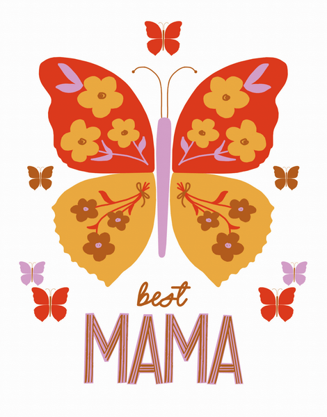 Mama Butterfly
