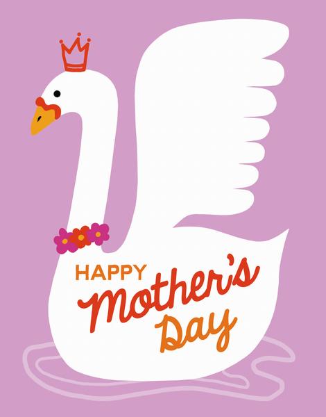 Swan Mother