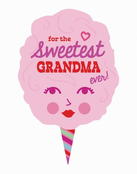 Sweetest Grandma