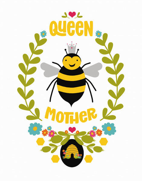 Queen Bee Mom
