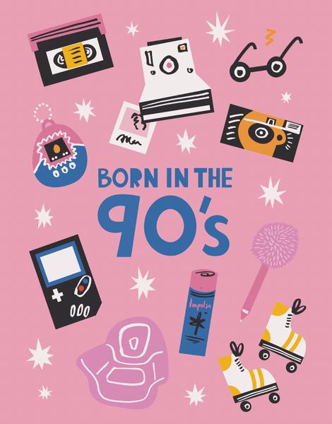 Born In The Nineties