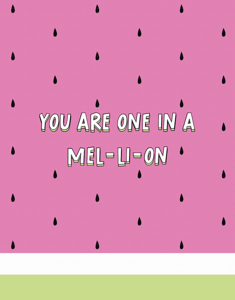 One In A Mellon