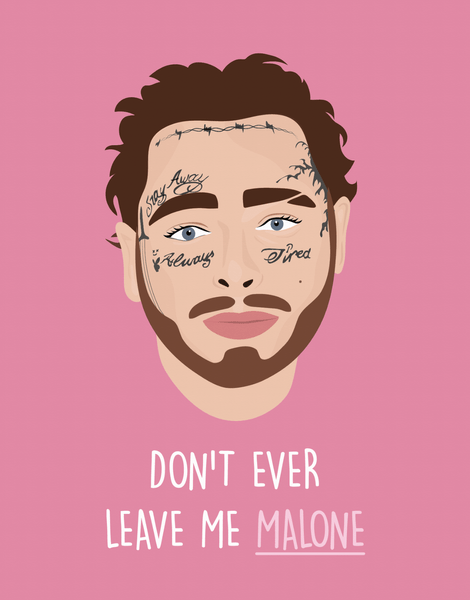 Don't Leave Malone