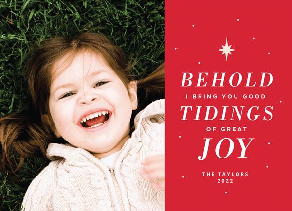 Tidings Of Joy