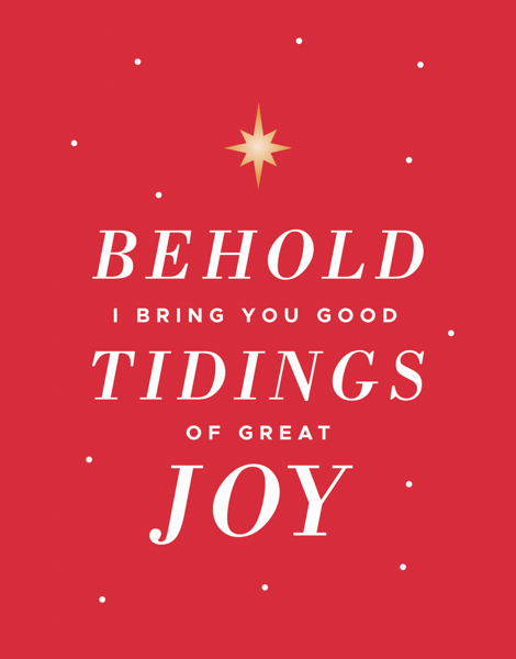 Good Tidings