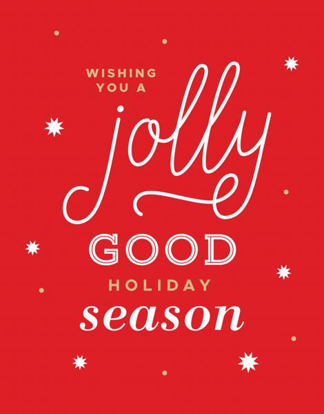 Jolly Good Holiday