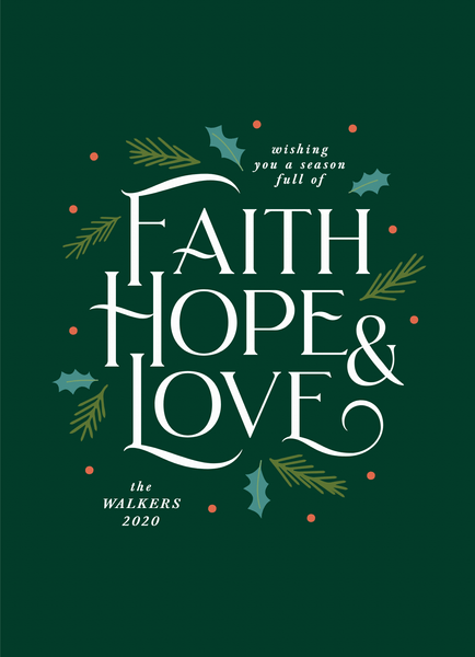 Faith Love Hope