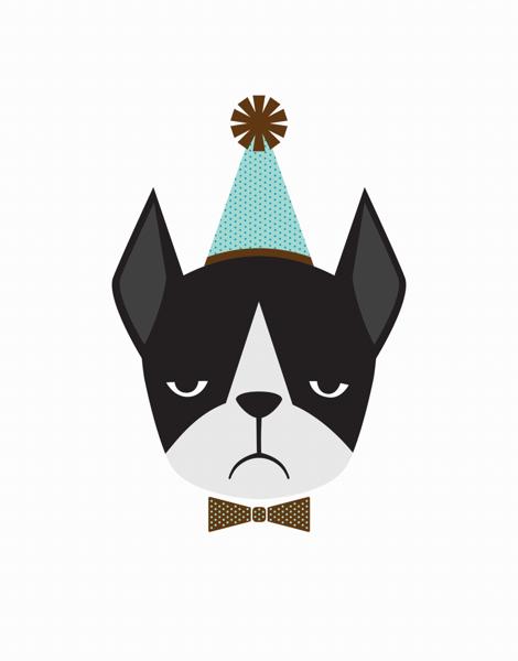 Party Hat Pup