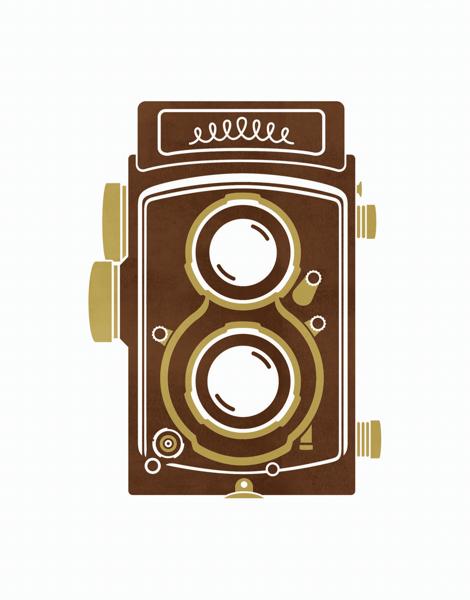 Camera Twin Lens