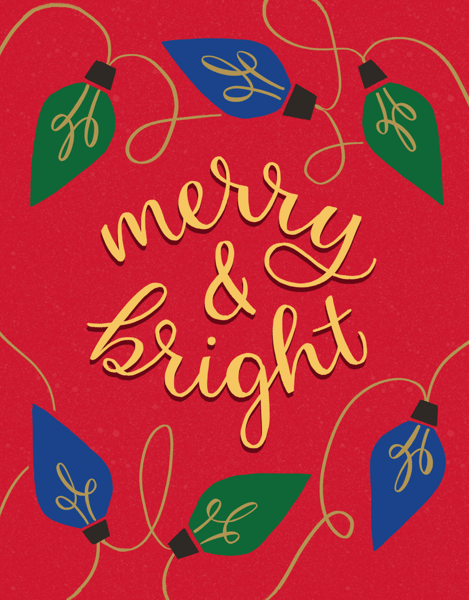 Merry And Bright String Lights