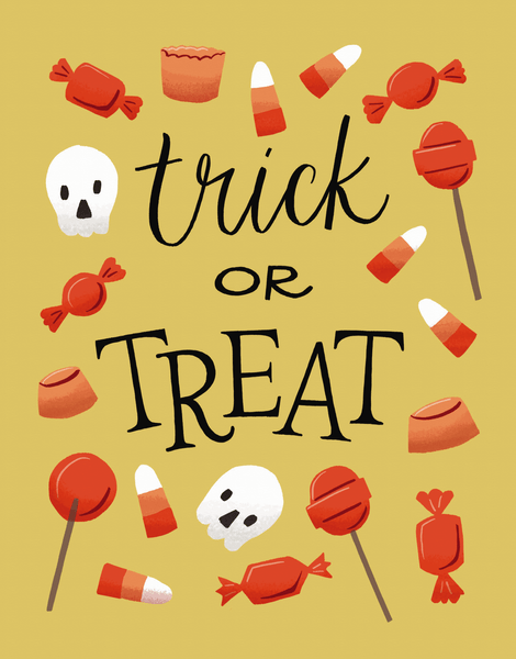 Trick Or Treat Candies