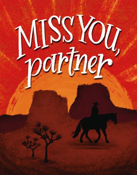 Miss You Partner