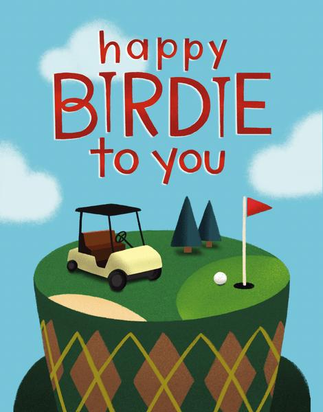 Birthday Birdie