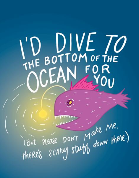 Bottom Of The Ocean