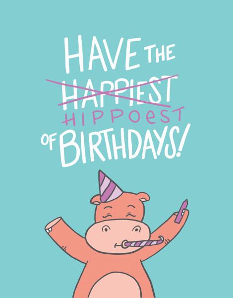 Hippoest Birthday