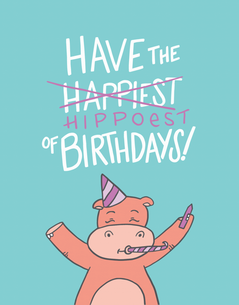 Hippoest Birthday