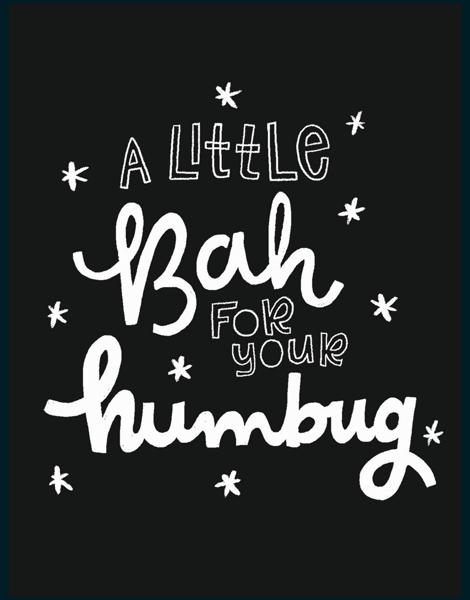Bah Humbug