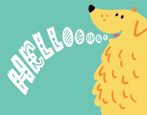 Hello Dog