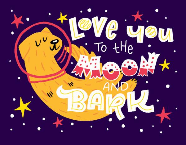Moon And Bark