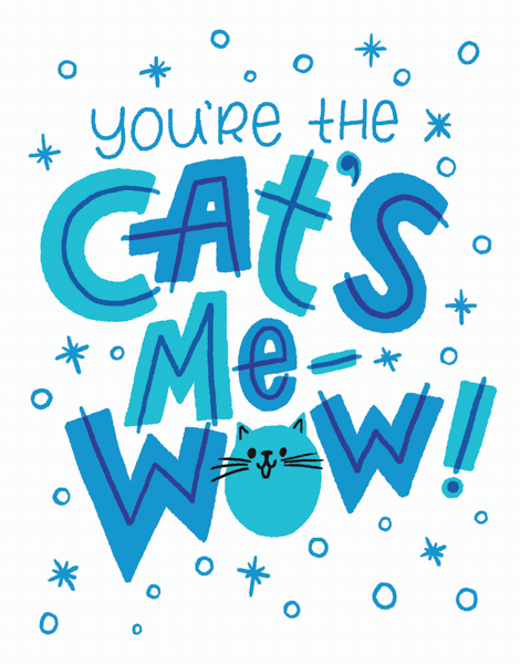 The Cat's Me-Wow