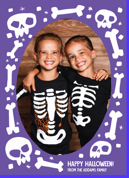 Purple Bones
