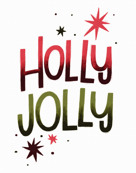 Holly Jolly Holiday