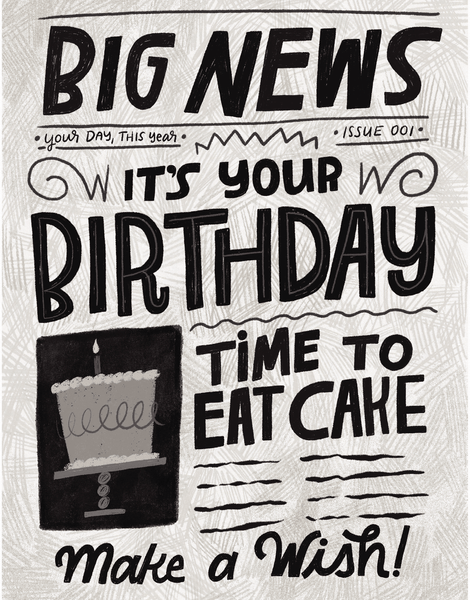 Birthday News