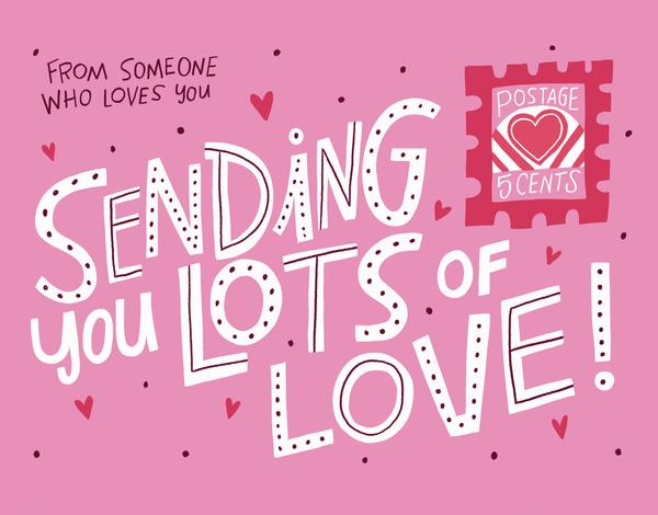 Valentine's Mailer