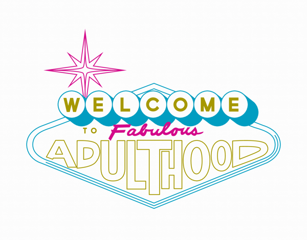 Welcome to Adulthood Congratulations Card