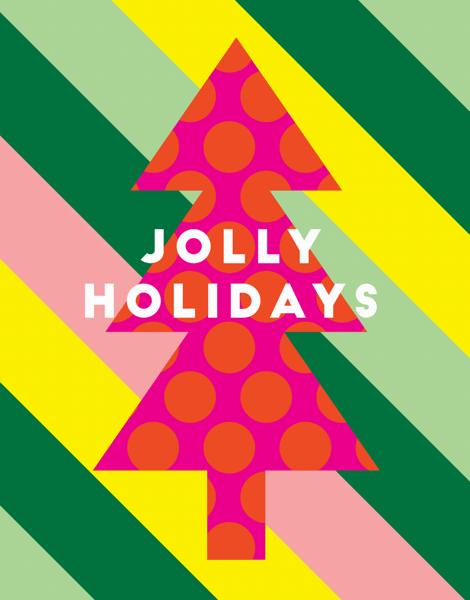 Jolly Holidays Tree
